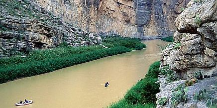 The wild and scenic Rio Grande